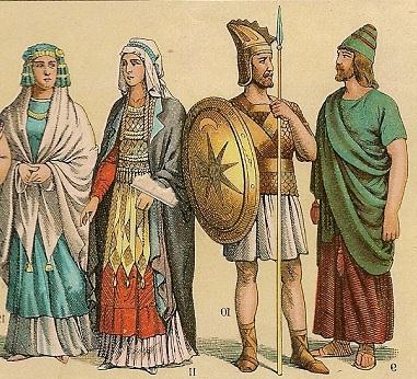 caracteristicas de los fenicios