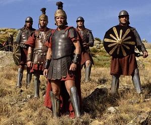 caracteristicas de los romanos