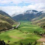 caracteristicas de los valles