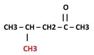 4-metil-2-pentanona