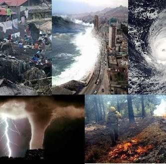 caracteristicas de los desastres naturales
