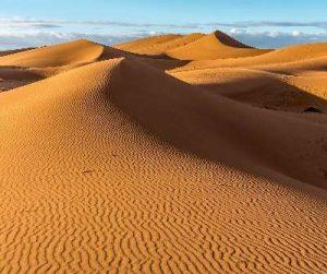 caracteristicas de los desiertos