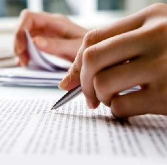 caracteristicas de los ensayos