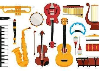 caracteristicas de los instrumentos musicales