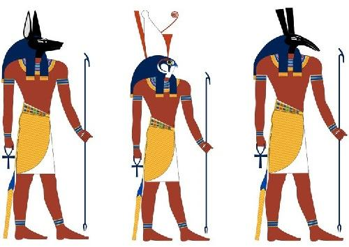 Características De Los Dioses Egipcios Caracteristicassde