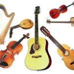 caracteristicas de los instrumentos de cuerda