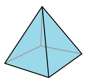 caracteristicas de una piramide