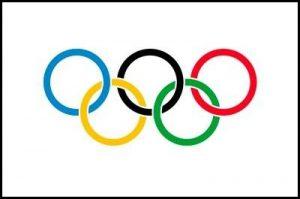 bandera juegos olimpicos