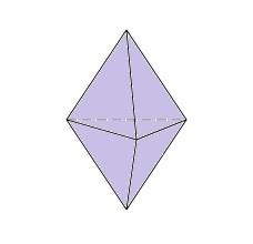 Doble tetraedro