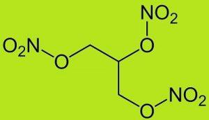 caracteristicas de la nitroglicerina