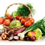 caracteristicas de las verduras