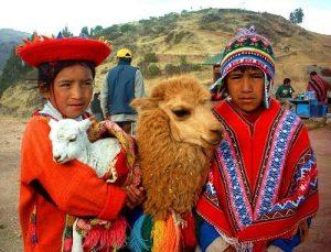 caracteristicas de los quechuas