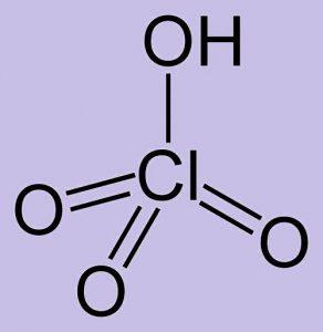 caracteristicas del acido perclorico