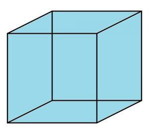caracteristicas del cubo