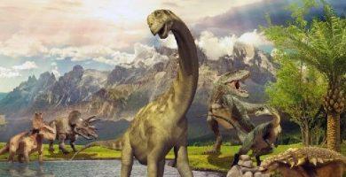 caracteristicas de la era mesozoica