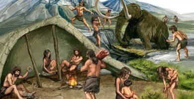 caracteristicas del periodo mesolitico