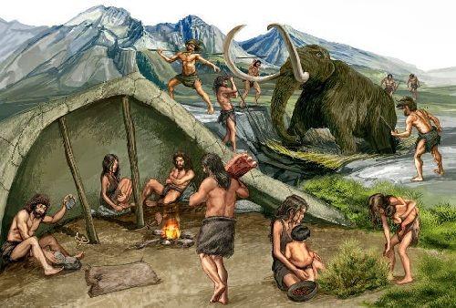 Resultado de imagen de mesolitico
